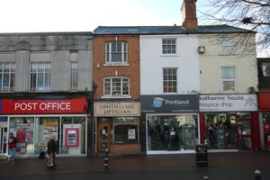 15a Market Place, Cannock, WS11 1BS - FRONT ELEVATION