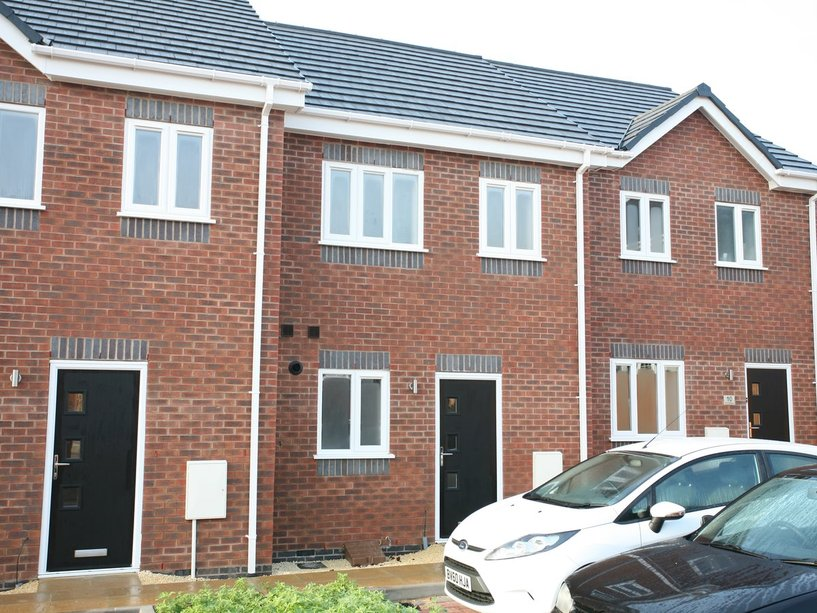 Plot 9 The Crossings, Mill Street, Cannock, WS11 0DR