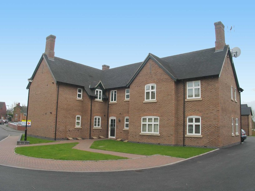 Flat 5 Teddesley House, Clay Street, Penkridge, ST19 5NE
