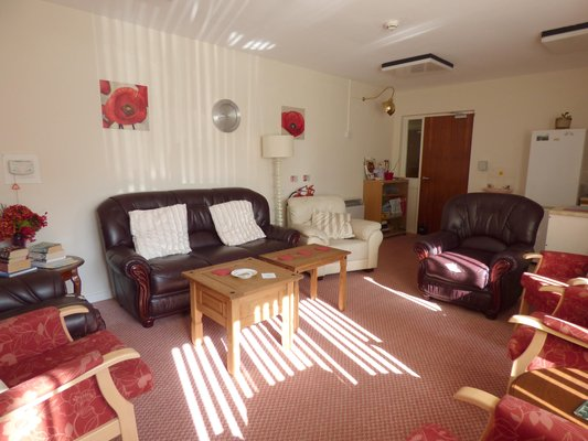 Flat 9 Rowan Croft, Price Street, Cannock, WS11 0EH - COMMUNAL LOUNGE