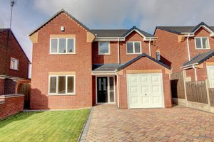 Walsall Road, Norton Canes, Cannock, WS11 9QY - FRONT ELEVATION