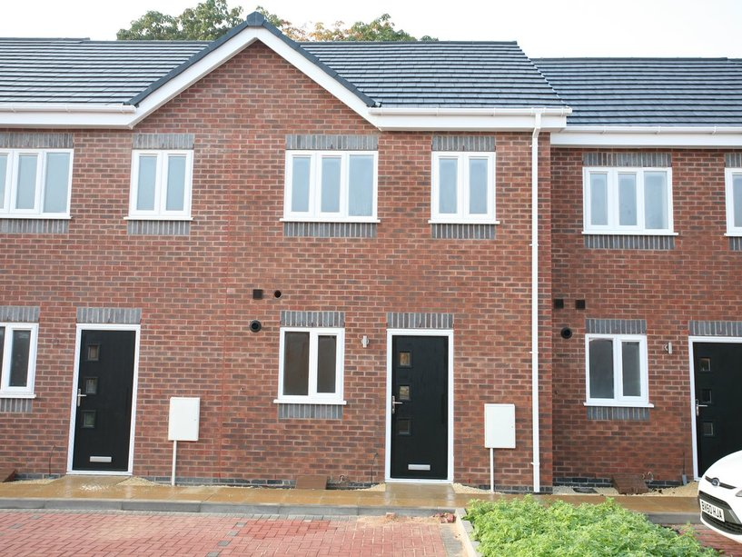 Plot 8 The Crossings, Mill Street, Cannock, WS11 0DR