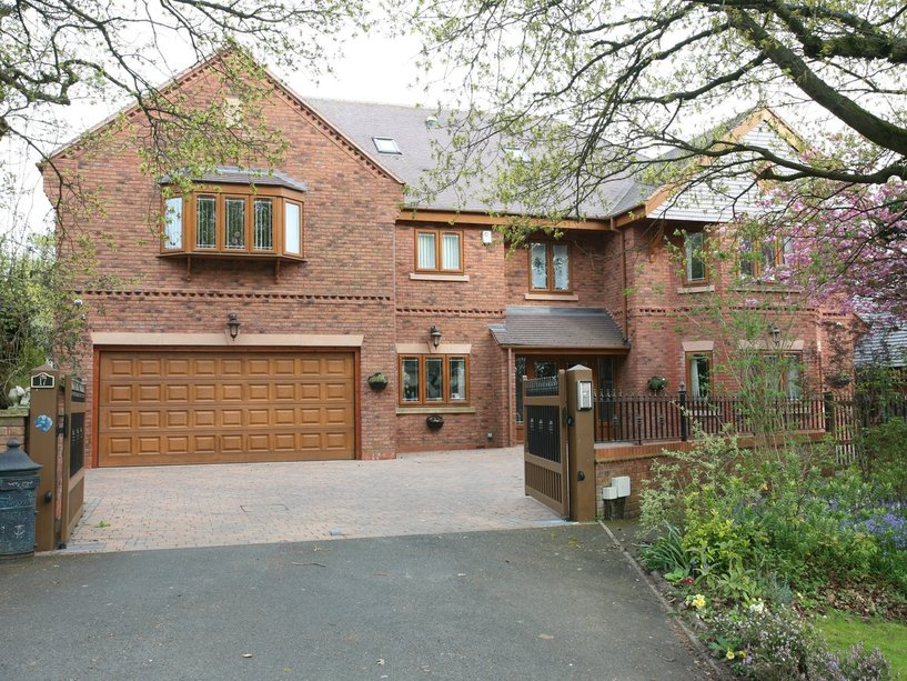 Oakfield House, 17 Sandy Lane, Cannock, WS11 1RF