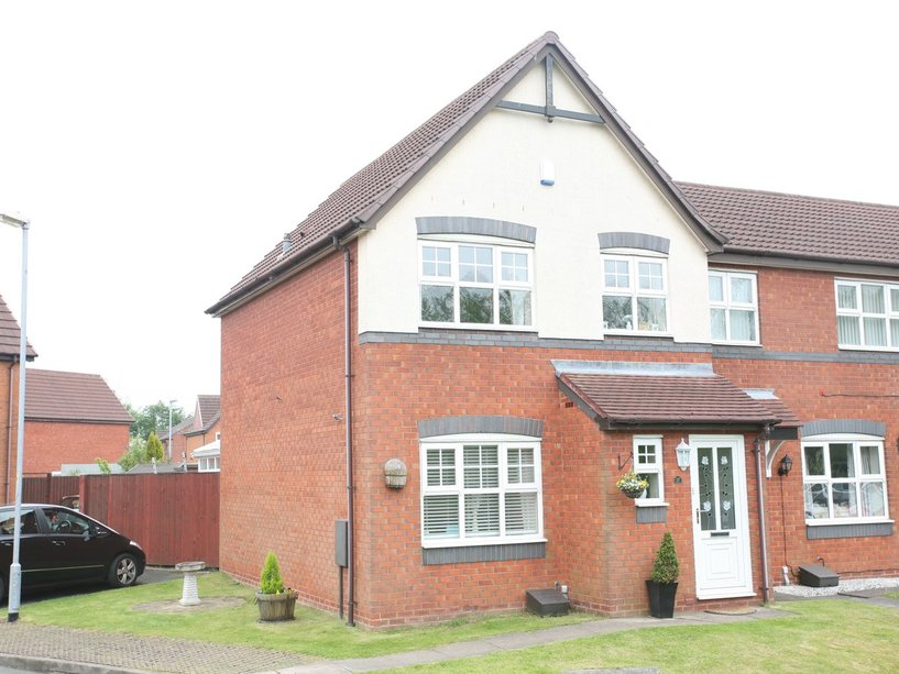 17 Waterbrook Way, Bridgtown, Cannock, WS11 0GG
